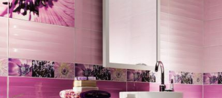 Tubadzin Maxima Violet & Purple