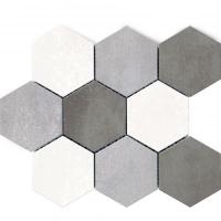 Polcolorit Metro Heksagon Mix мозаика