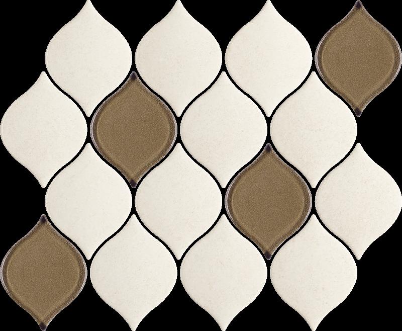 Paradyz Mistysand Crema Arabeska Mix мозаика