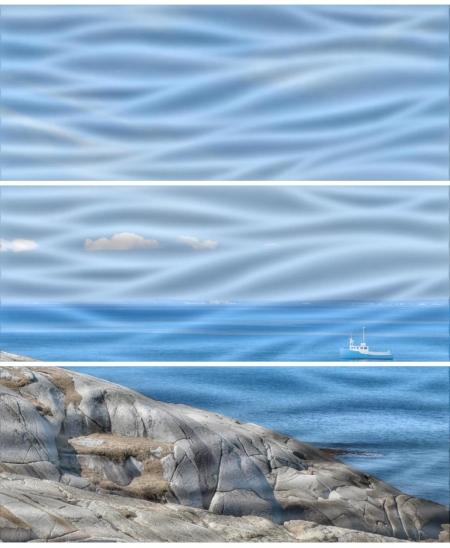 Cerrol Formula Faro B Wave панно