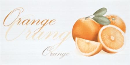 Polcolorit Ibiza Bianco Orange декор