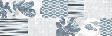 Polcolorit Cristal Blue Wave декор
