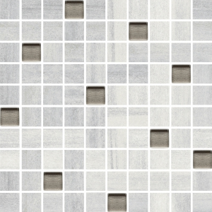 Polcolorit Eliseo Grigio Szklo мозаика