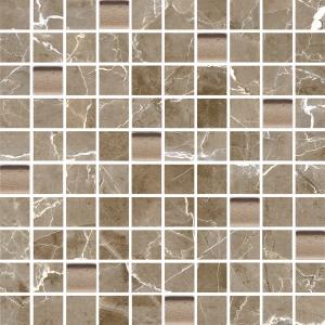 Polcolorit Emperador Marrone Szklo мозаика