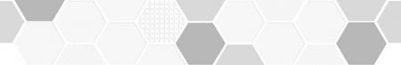 Polcolorit Cristal Bianco Modular бордюр