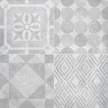 Polcolorit Natura Grigio Patchwork плитка напольная