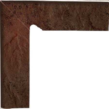 Paradyz Semir Brown цоколь левый