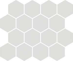 Paradyz Grys Hexagon мозаика