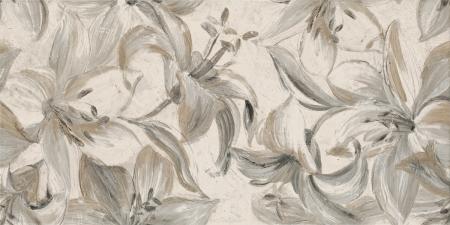 Paradyz Domus Beige Flower декор