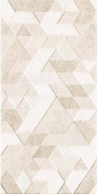 Paradyz Emilly Beige Dekor Struktura плитка