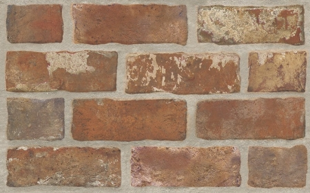 Paradyz Brown Struktura Brick плитка