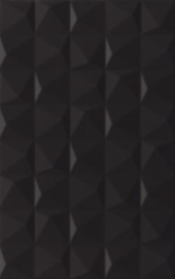 Paradyz Melby Nero Struktura плитка