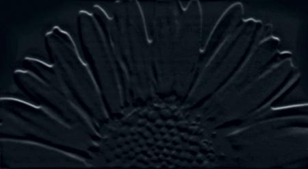Tubadzin Sunflower Black декор