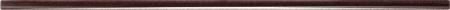 Tubadzin Brown 1 Glass бордюр универсальный