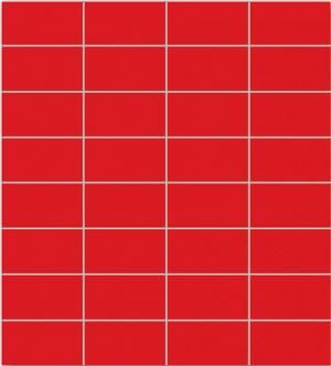Tubadzin Red мозаика