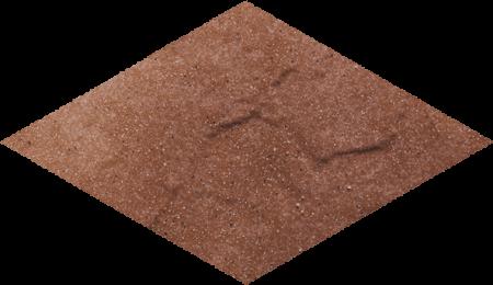 Paradyz Taurus Brown Romb декор
